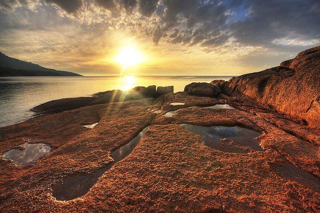 Honeymoon_Bay_Sunset