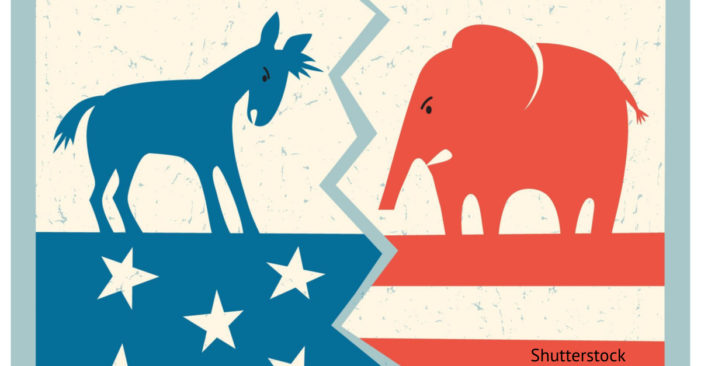 Why American Political Divisions Aren't Red versus Blue, But Fixed versus Fluid