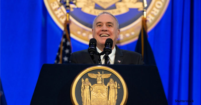 """I work for the people of New York and independence is what you expect of your State Comptroller."" – NY State Comptroller DiNapoli"
