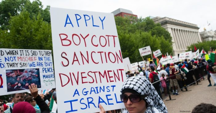 U.S. Senate Moves to Pass Law Effectively Censoring Criticism of Israel