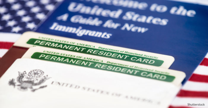 New Book Looks Behind-the-Scenes at the Men and Women Seeking a Green Card