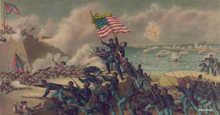 That Shameful Epoch in U.S. History:  Slavery in the Civil War South