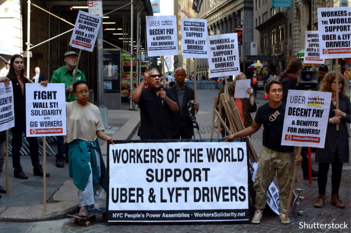How To Improve the Working Conditions of Uber and Lyft Drivers